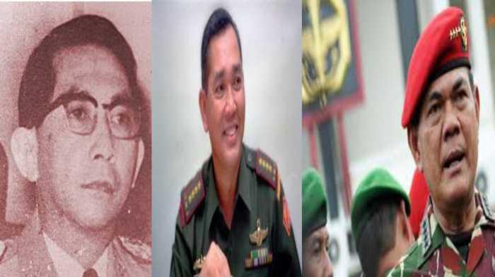 Ini Dia, 3 Jenderal Korps Zeni yang Sukses Jadi KSAD, Satu Jadi Panglima TNI