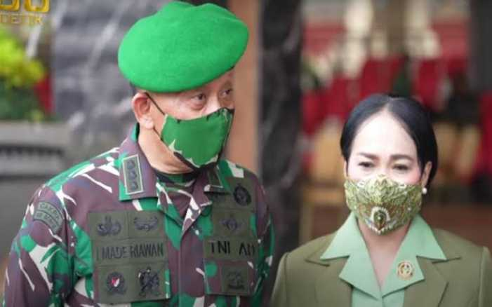 Ini Dia Sosok Kepala Dinas Psikologi TNI AD, Ternyata Seorang Perwira Infanteri yang Baru Saja Naik Pangkat Jadi Brigjen
