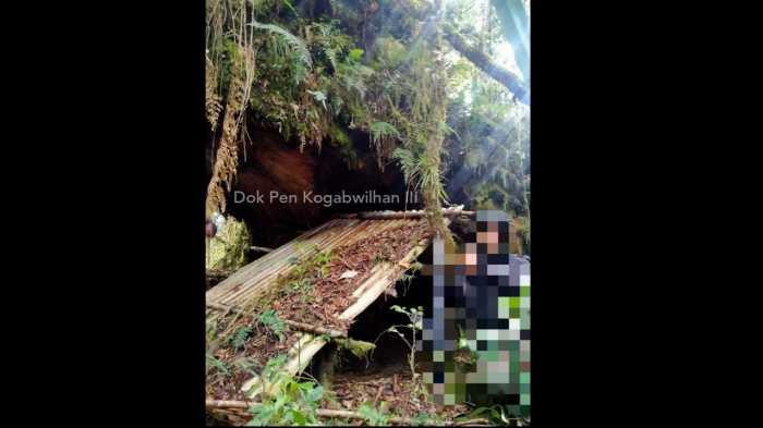 Ini Kabar Terbaru dari Perburuan KKSB Papua oleh Pasukan TNI