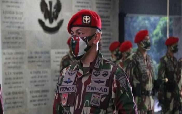 Ini Komandan Batalyon TNI AD Termuda di Indonesia, Ternyata Seorang Perwira Kopassus