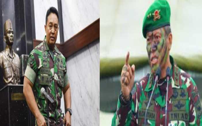 Ini Perintah Tegas Jenderal Bintang Empat Angkatan Darat Kepada Mayjen Kopassus yang Bertugas di Papua Barat