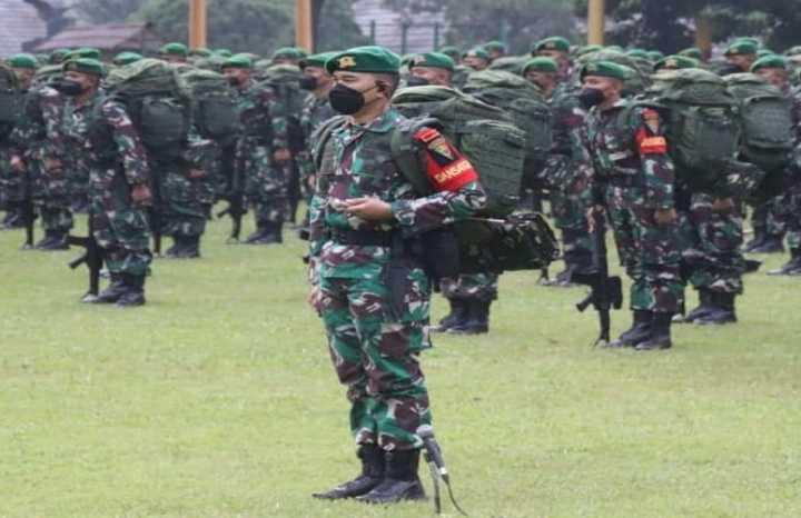 Ini Pesan Jenderal Kopassus Kepada Pasukan Setan yang Akan Diterjunkan Kejar KKB Papua
