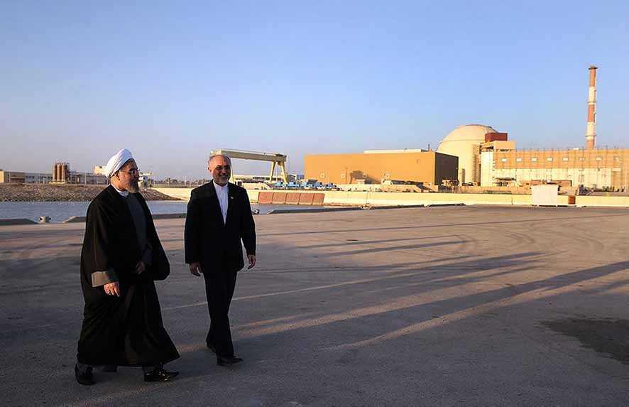 Iran Setop Operasional PLTN Bushehr untuk Diperbaiki