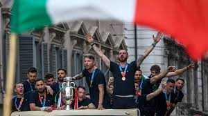 Italia Berharap Sukses Azzurri di Piala Eropa Sembuhkan Luka dari Covid-19