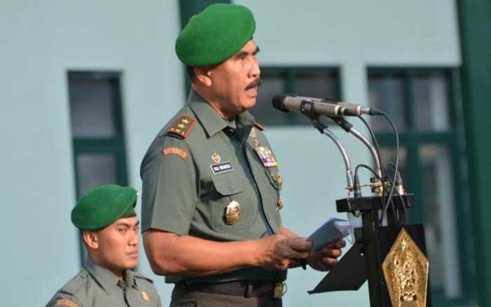 Jenderal Bintang Dua Mantan Gubernur Akmil Ini Akhirnya Resmi Jadi Purnawirawan