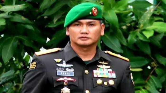 Jenderal Bintang Satu Linud Ini Ternyata Putra Mantan Wakil Presiden
