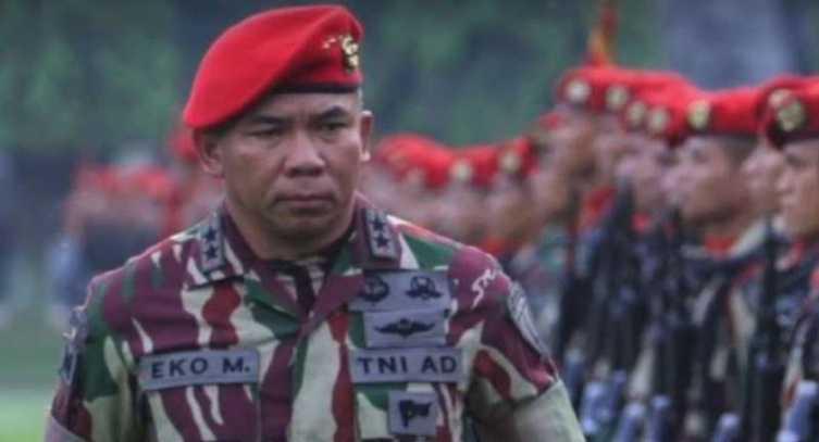 Jenderal Bintang Tiga Kopassus Tiba-tiba Datangi Anak Buahnya yang Sedang Bertugas di Perbatasan Negara