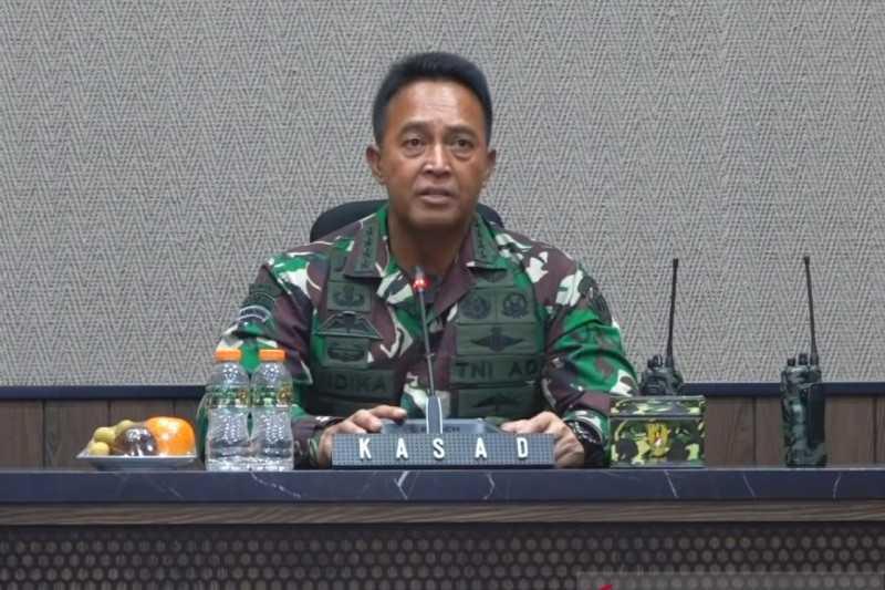 Jenderal Kopassus Ini Terjun Langsung untuk Pantau Rumah Sakit TNI AD dalam Penanganan Covid-19