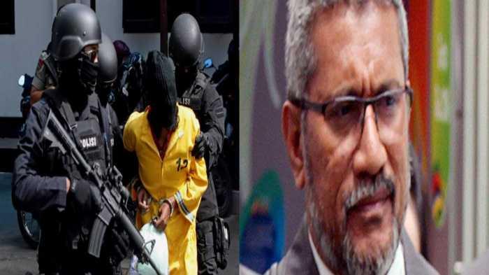 Jenderal Pemburu Teroris Berdarah Maluku Ini Ternyata Pernah Ikut Meringkus Imam Samudera