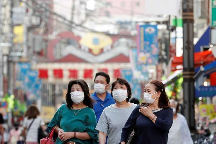 Jepang Diserang Virus Yezo, Lebih Parah dari Covid-19