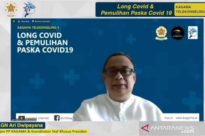 Kagama Luncurkan Program Telekonseling Covid-19 Gratis
