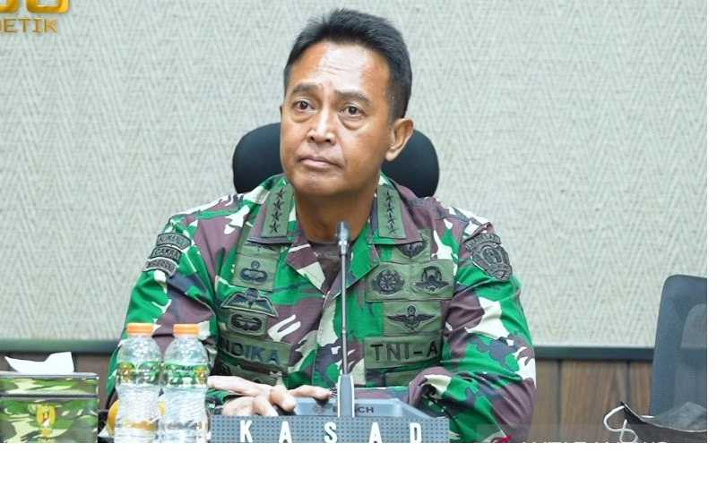 Kasad Jenderal TNI Andika Perkasa Sebut 298 Faskes Beserta Vaksinator Siap Bantu Program Vaksinasi Covid-19