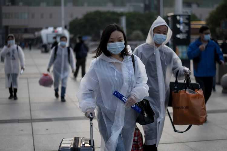 Kasian, Setelah Varian Delta Menyerang Tiongkok Akhirnya Wuhan Lockdown Lagi