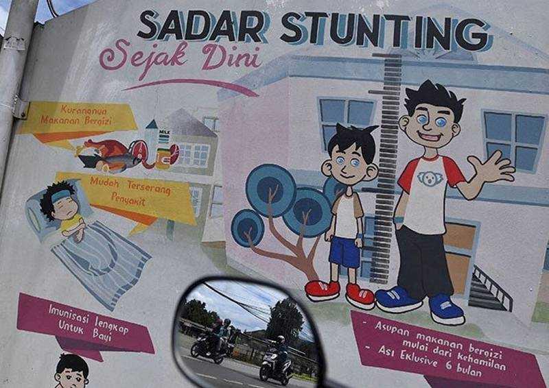 Kasus Stunting Tertinggi di Kelurahan Kapuk
