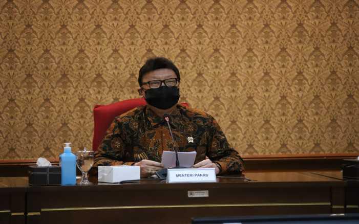 Kata Menteri Tjahjo, Sistem Peradilan Pidana Terpadu Berbasis Teknologi Informasi Layak Dicontoh Instansi Lain