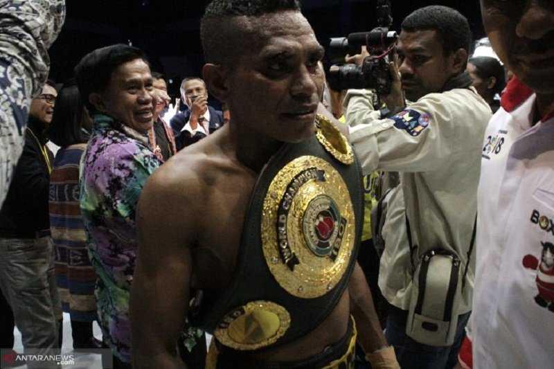 Kejuaraan Tinju WBC Selangkah Lagi Dapat Rekomendasi Kemenpora