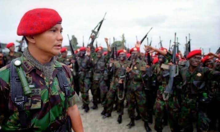 Kisah Letjen Prabowo Saat Hendak Berangkat Perang ke Timor Timur
