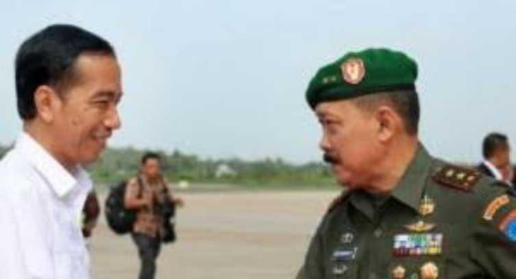Kisah Mayjen Asal Garut Besannya Jenderal Moeldoko yang Kenyang dengan Operasi Tempur, Pernah Ikut Buru OPM