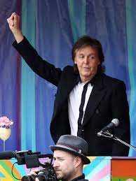 Kisah Paul McCartney Jadi Serial