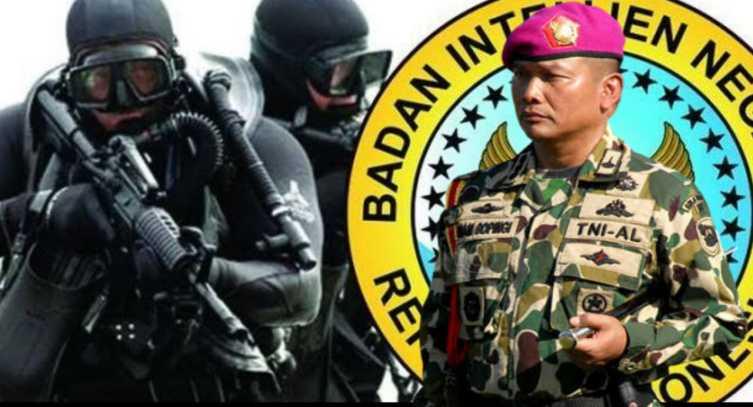 Kolonel Marinir Ini Ditugaskan untuk Menjadi Kepala BIN Maluku Utara