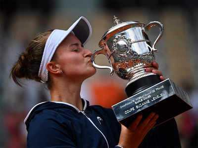 Krejcikova, Lengkap Juara Grand Slam