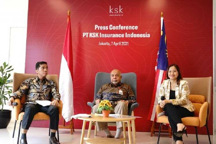 KSK Indonesia Gabungkan Asuransi Mobil dan Kebakaran