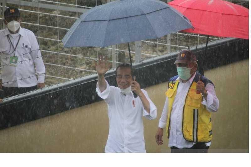 Kunjungan Presiden Jokowi ke Sumba Tengah Angkat Moralitas Petani di Daerah