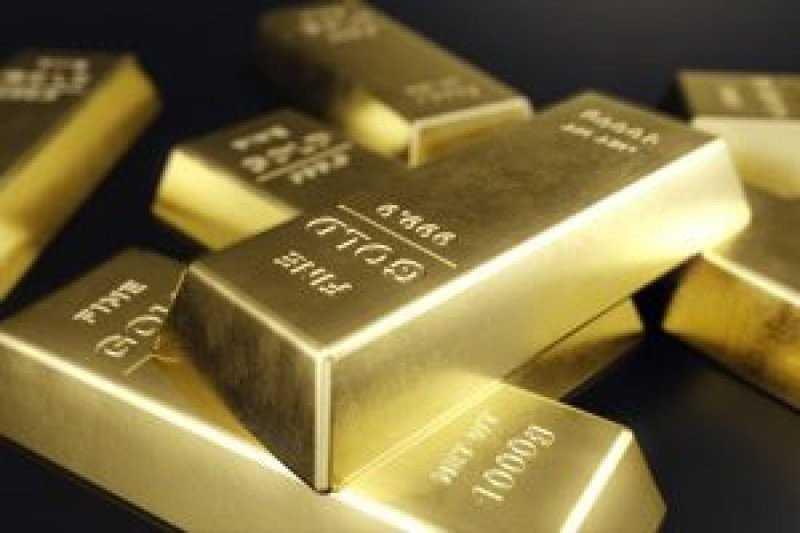 Lagi, Harga Emas Dunia Turun 8,0 Dollar AS