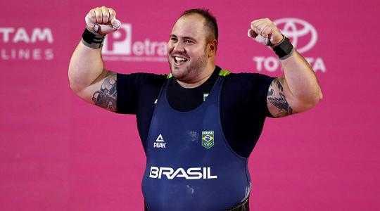 Lifter Brasil, Fernando Reis, Dicoret dari Tim Olimpiade Tokyo karena Doping
