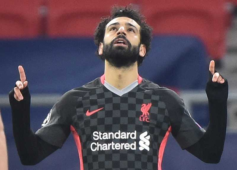Liverpool  Pegang Kendali