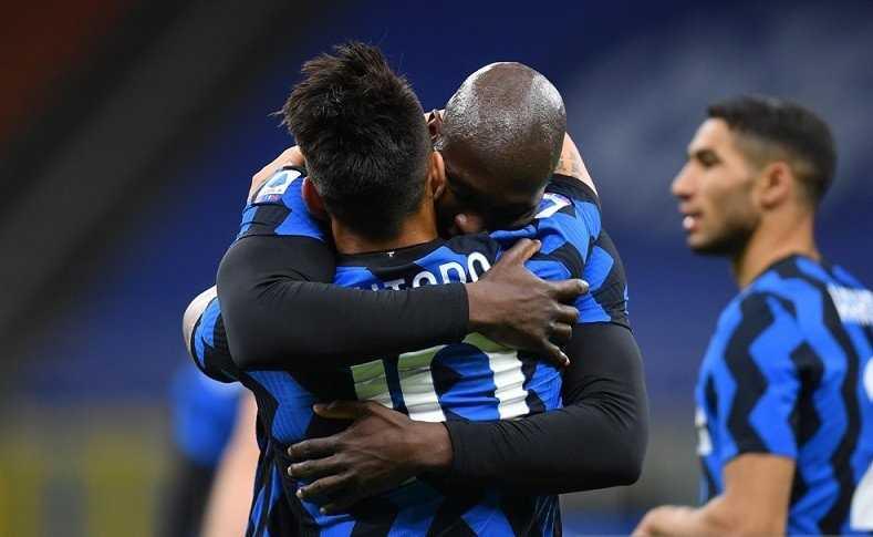 Lukaku Bawa Inter Milan Tundukkan Sassuolo 2-1