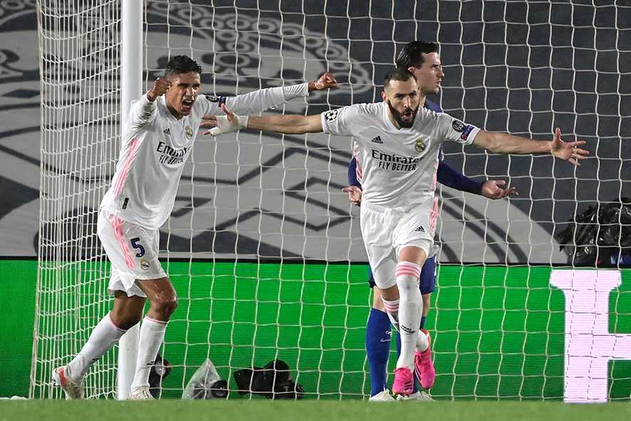 Madrid Cium Bahaya  di Stamford Bridge