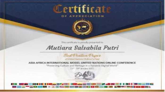 Mahasiswi UPNVJ Kembali Torehkan Prestasi Membanggakan di Ajang Internasional
