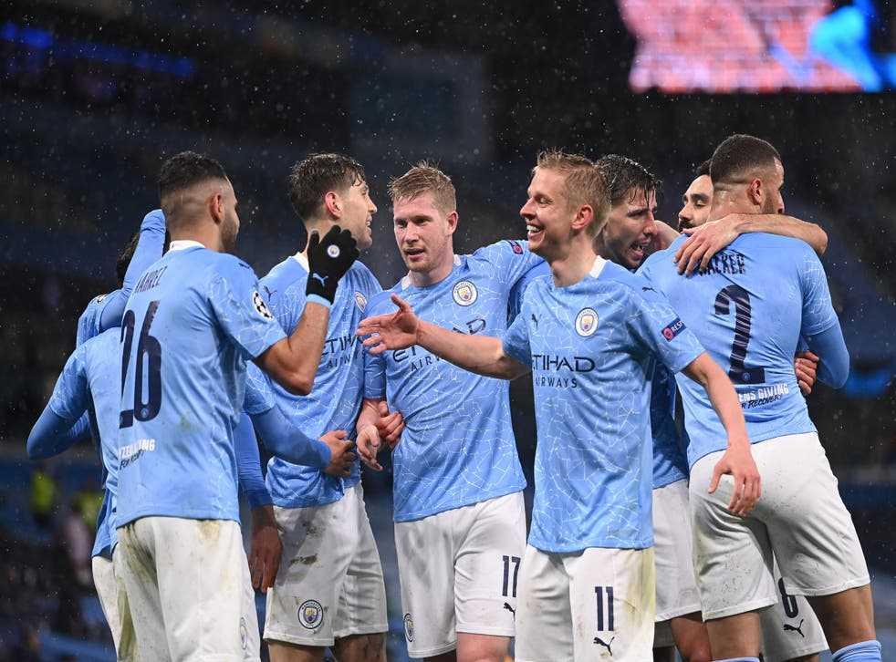 Manchester City ke Final Liga Champions Usai Singkirkan PSG