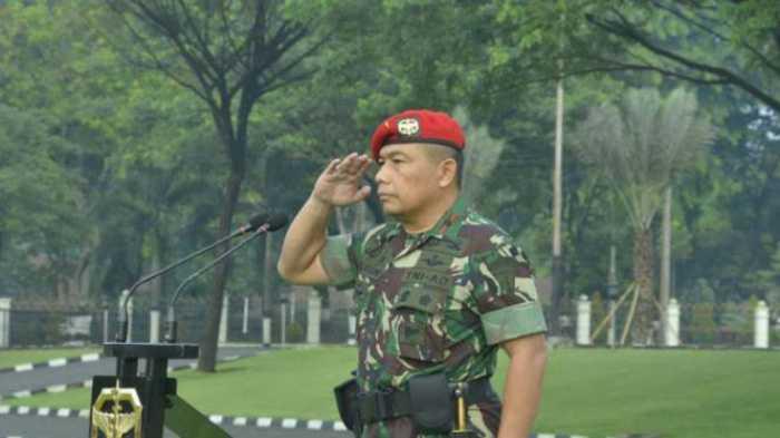 Mantan Danjen Kopassus Asal Cirebon Ini Resmi Jadi Jenderal Bintang Tiga, Ini Jejak Karirnya di TNI
