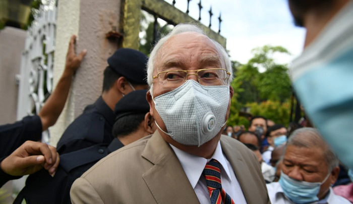 Mantan PM Malaysia Ajukan Banding Atas Vonis Terkait 1MDB