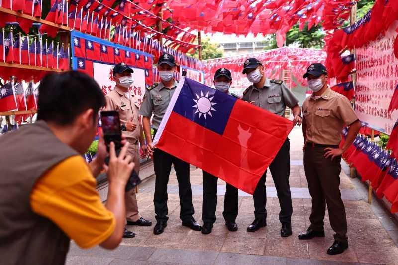 Memanas Semoga Tidak Pecah Perang, Pemimpin Taiwan: Kami Takkan Mau Dipaksa Tunduk Pada Tiongkok