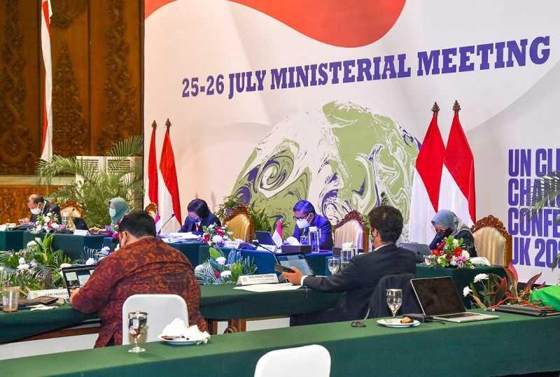 Menteri Siti Tegaskan Keseriusan Indonesia dalam Adaptasi Perubahan Iklim