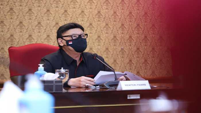 Menteri Tjahjo: ASN Harus Terlibat Aktif dalam Penanggulangan Covid-19 di Masa PPKM Darurat