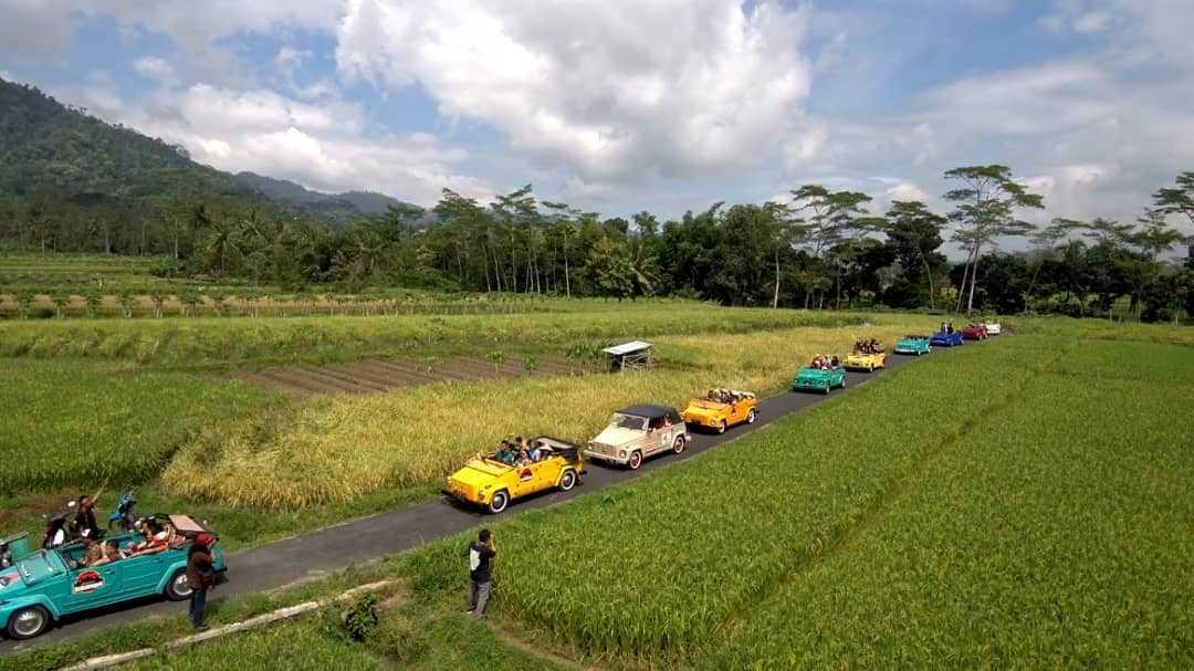 Menyelami Aktivitas Warga Desa