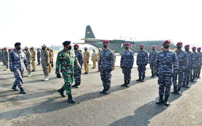 Mereka Dikirim ke Papua Bukan untuk Berperang Tumpas KKB, Tapi Mengemban Tugas Mulia