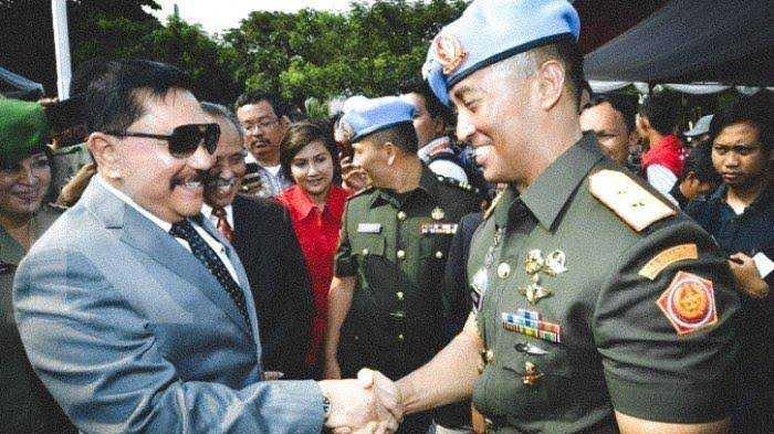 Mertua Jenderal Bintang Empat Kopassus, Sang Menantu Kini Disebut Calon Kuat Panglima TNI