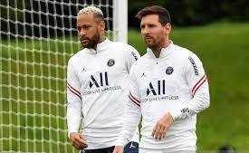 Messi dan Neymar Bakal Tampil saat PSG Lawan Brugge di Liga Champions