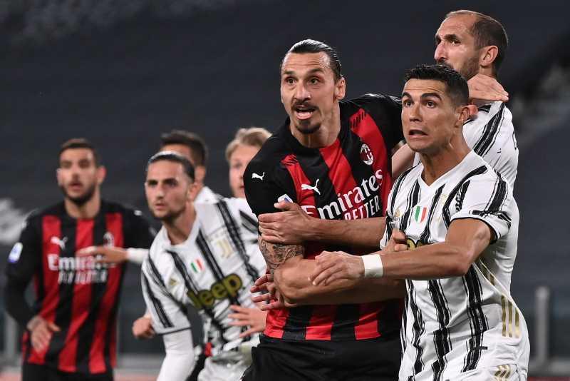 Milan Depak  Juventus dari Empat Besar