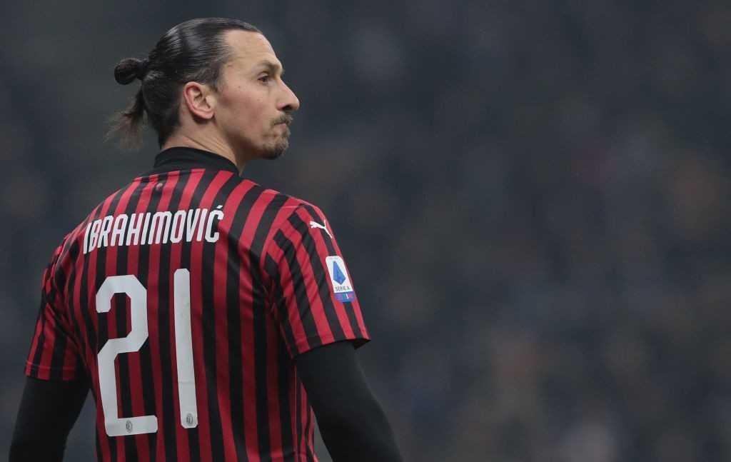 Milan Tersingkir dari Liga Europa, Ibrahimovic Fokus Kejar Gelar Serie A