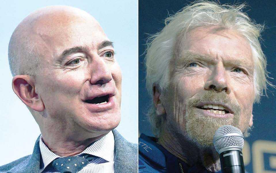 Miliarder Global Makin Bersaing di Bisnis Luar Angkasa
