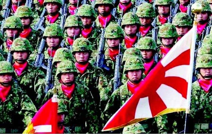 Militer Jepang Memperingatkan Siberia untuk Tidak Memulai Perang