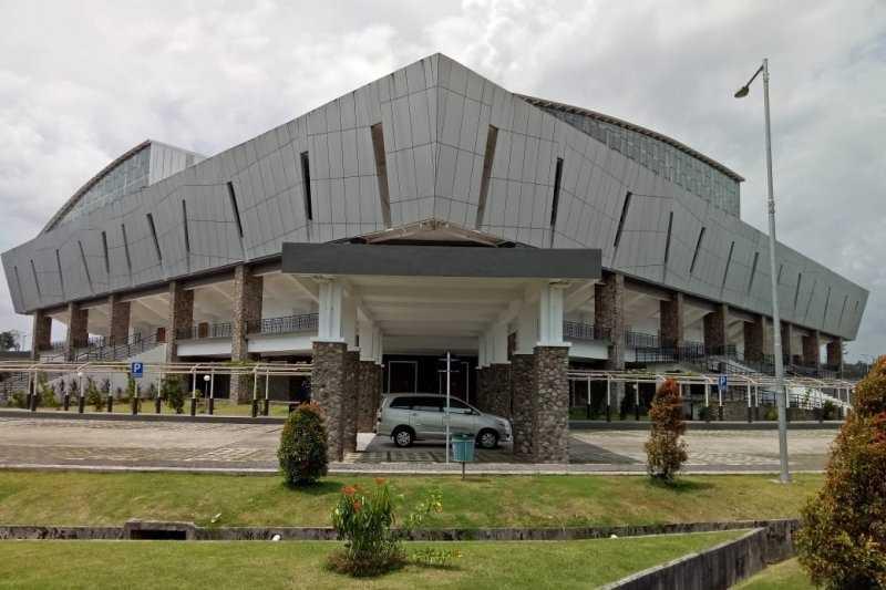 Mimika Sport Complex Bakal Diserahkan ke Pemda