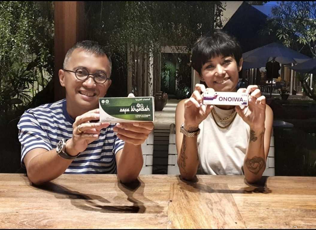 MOVI Berbagi ke Vaporista Seluruh Indonesia untuk Isoman