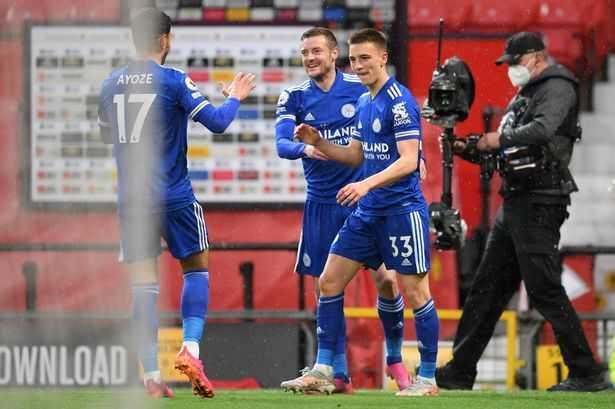 MU Dipermalukan Leicester 1-2, Manchester City Resmi Juara Liga Inggris